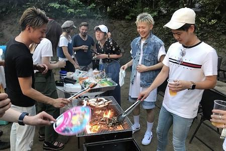 BBQなど社内イベントもたくさんですよ~★